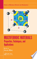 Multiferroic Materials
