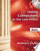 Using Computers in the Law Office   Basic