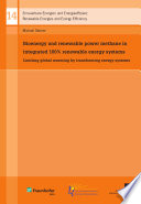 Bioenergy and Renewable Power Methane In Integrated 100  Renewable Energy Systems