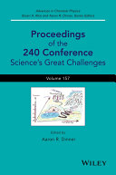 Proceedings of the 240 Conference