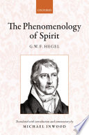 Hegel  the Phenomenology of Spirit
