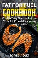 Fat for Fuel Cookbook