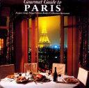 Paris Gourmet Guide
