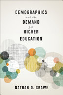 Demographics and the Demand for Higher Education