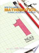 New Syllabus Mathematics Workbook 1na book