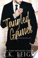 Tangled Games Book PDF