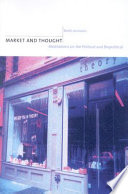 Market And Thought book