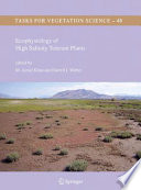 Ecophysiology of High Salinity Tolerant Plants Tolerance To Salt They Can Germinate