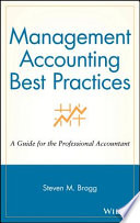 Management Accounting Best Practices