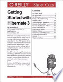 Getting Started with Hibernate 3
