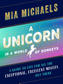 A Unicorn in a World of Donkeys From The Star Of So You Think