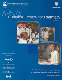 APhA s Complete Review for Pharmacy