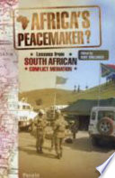 download ebook africa's peacemaker? pdf epub