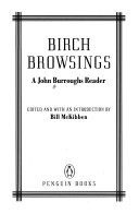 Birch browsings