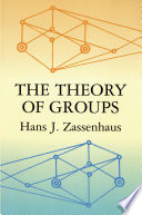 The Theory Of Groups book