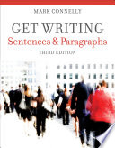 Get Writing  Sentences and Paragraphs