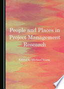 People and Places in Project Management Research