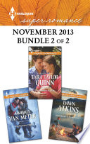 Harlequin Superromance November 2013   Bundle 2 of 2