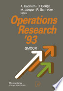 Operations Research '93