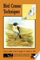Bird Census Techniques