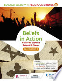 Edexcel Religious Studies for GCSE  9 1   Beliefs in Action  Specification B