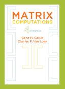 download ebook matrix computations pdf epub