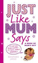 download ebook just like mum says pdf epub