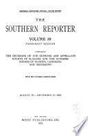 The Southern Reporter