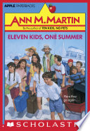 Eleven Kids  One Summer