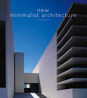 New Minimalist Architecture