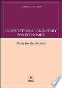Computational Laboratory for Economics