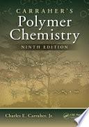 Book Carraher s Polymer Chemistry  Ninth Edition