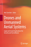 Drones and Unmanned Aerial Systems
