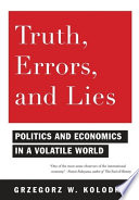 Truth  Errors  and Lies
