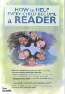 How to Help Every Child Become a Reader