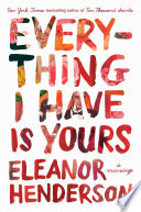 Everything I Have Is Yours