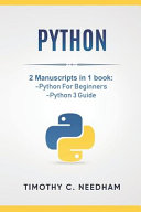 Python 2 Manuscripts In 1 Book Python For Beginners Python 3 Guide