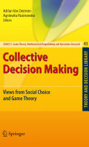 Collective Decision Making