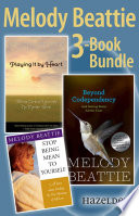 Melody Beattie 3 Title Bundle Author Of Codependent No More And Three Other Bes