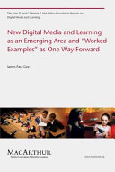 download ebook new digital media and learning as an emerging area and \