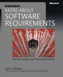More about Software Requirements