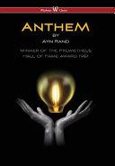 Anthem  Wisehouse Classics Edition   2016