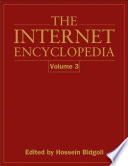 The Internet Encyclopedia  Volume 3  P   Z