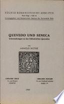 Quevedo und Seneca