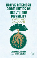 download ebook native american communities on health and disability pdf epub