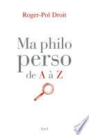 Ma Philo Perso De A Z