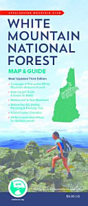 Amc White Mountain National Forest Map   Guide