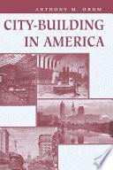 City building In America Book PDF