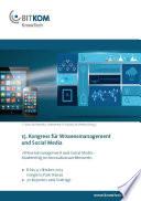 KnowTech - Wissensmanagement und Social Media - Markterfolg im Innovationswettbewerb