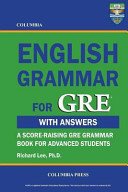 Columbia English Grammar for Gre